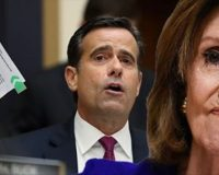 Game Over: U.S. Rep. John Ratcliffe Just Blew Up The Hoax Impeachment Once And For All [Opinion]