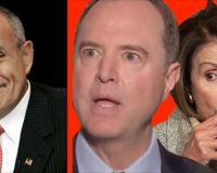 Mr. Doomsday Files, Giuliani, Sets Sights On Schiff & Pelosi: 'How Can We Let These Phony and Corrupt Politicians Destroy Our Nation?'