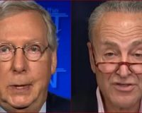 McConnell Gets Fed Up And Makes Impeachment Threat If Chuck Schumer Doesn't Come To The Table