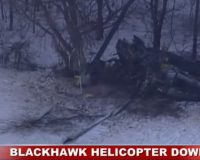 Black Hawk Helicopter Crashes Right After Takeoff- 3 Dead