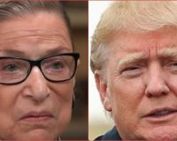 Ruth Bader Ginsberg Makes Ruling On Trump And Liberals Are Livid
