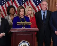 House Dems Announce Two Articles Of Impeachment But Not Even For What They Have Been Accusing Trump Of