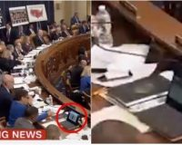 Dem Rep Busted Watching Golf On Laptop During Impeachment Hearings