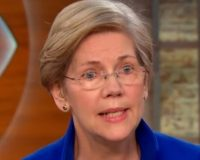 Elizabeth Warren Facing Backlash From CBS News Now And It's Actually Epic