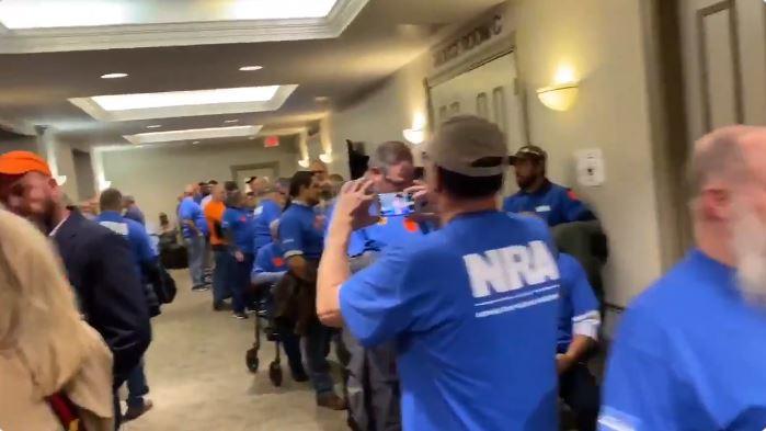 BREAKING: Despite Massive Protests, Virginia Democratic Gun-Control Bills Go Full Steam Ahead- Pass First Hurdle