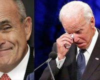 BREAKING: Rudy Giuliani To Go Public With Biden Corruption Evidence Reports New York Post