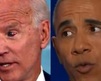 Joe Biden Takes Swing At Former Boss, Barack Hussein Obama, Over What He Did During His Presidency