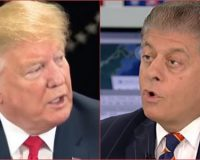 "Judge Napolitano Goes Full Anti-Trump And Says Trump Should Be Removed From Office, ""Ample And Uncontradicted Evidence For His Removal"""