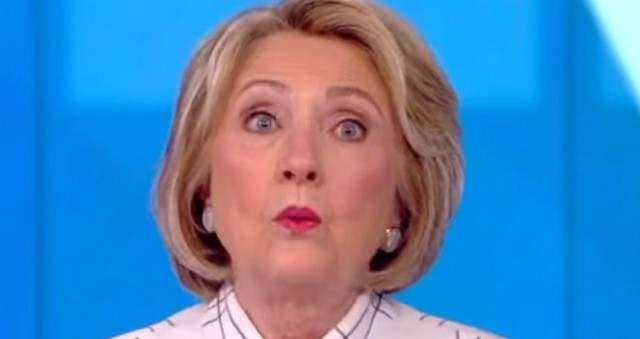 Hillary Crawls Out From Her Hole To Launch Disgusting Attack Trump, It's Time She Was Tried For Her Actions