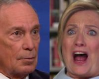 Hillary Clinton Comes Forward After Report That She Could Be Bloomberg's Vice President Running Mate