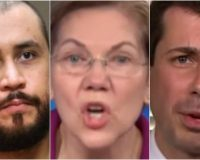 George Zimmerman Files $265M Lawsuit Against Elizabeth Warren And Pete Buttigieg