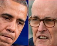 Rudy Launches His Doomsday Files Dealing With Ukrainian Corruption At Obama, Biden and More: The Obama Administration May Turn Out to be the Most Corrupt Administration in Our History