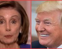 While Pelosi Thinks She's Taking A Victory Lap, President Trump Laughs All The Way To The Federal Reserve 'Meet Your New Fed Chairman, Donald J Trump' Says Bloomberg