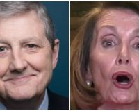 "Senator Kennedy Drags Pelosi Across The Floor Then Says He's Not Interested In Her ""Spending Porn"""