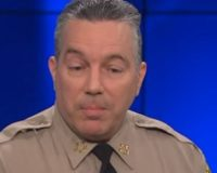 JUST IN: Los Angeles County Sheriff Removed From Top Task Force