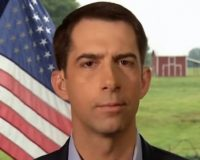 "Senator Cotton Torches Lamestream American Media For Covering And Reporting Chinese Propaganda, ""They Are Apologists For Beijing"""