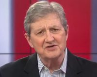 "Sen Kennedy Touts Trump as Only World Leader Standing Up to China: ""A Bunch of Weenies"" Who Need to ""Grow Some Oranges"""