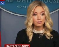 "New York Post Defends Press Secretary Kayleigh McEnany, Tells Media To ""Stop Whining"" And ""Get Over Yourselves"""