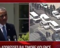 "Video Surfaces of Obama Calling Protesters ""Thugs"" After Trump is Called a Racist for Saying the Same Thing"