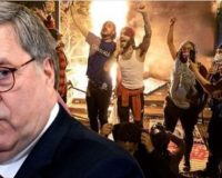 BREAKING: Attorney General Barr Calls Out ANTIFA, Declares War On Radical Leftist Rioters