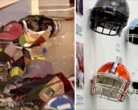 "ATLANTA: $67 Million College Football Hall Of Fame Looted and Destroyed By ""Justice For George"" Rioters [VIDEO]"