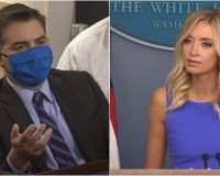 "Jim Acosta Goes After Kayleigh McEnany on Trump ""Lies"", Backfires in His Face"